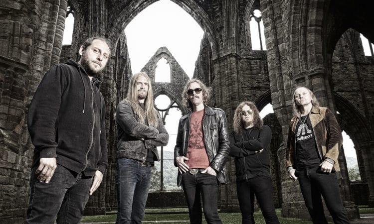 Opeth lineup band