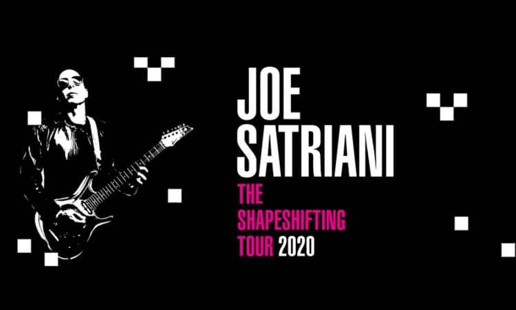 Joe Satriani Joe-Satrinai-2020-750x450