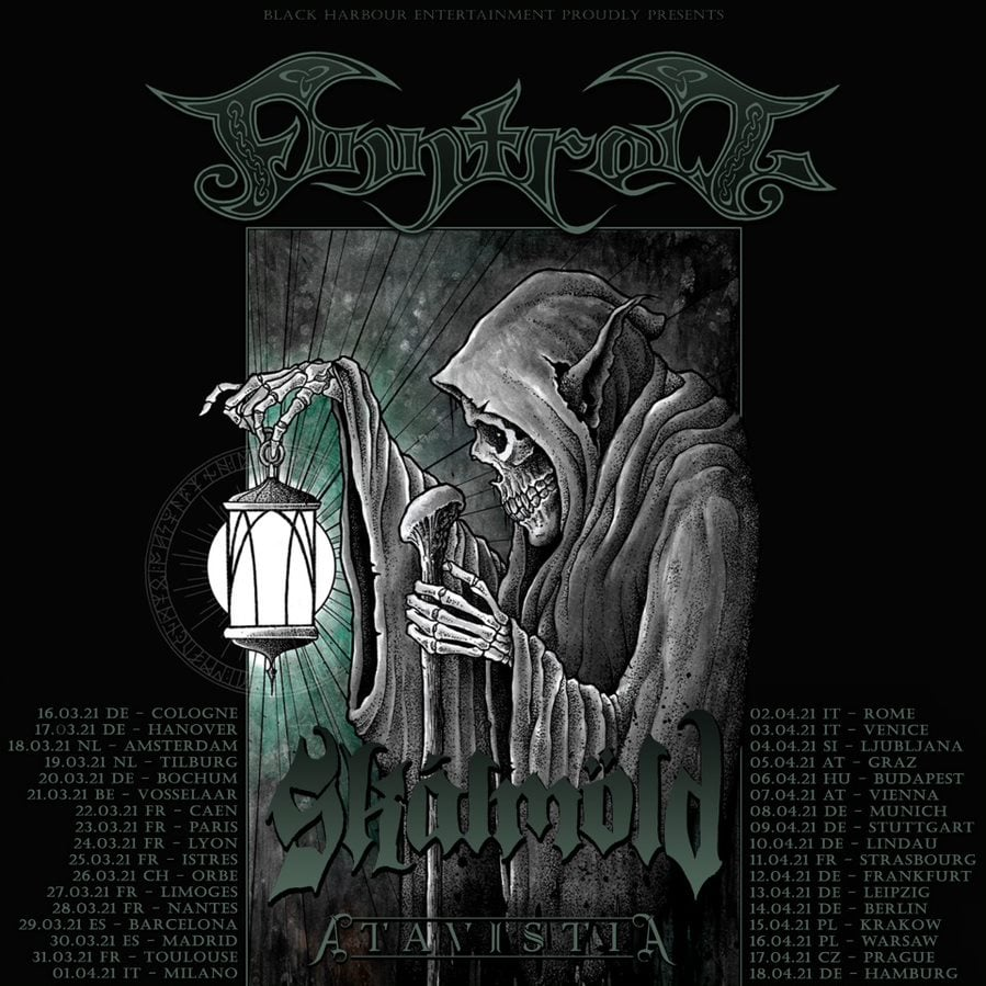Finntroll tour 2021
