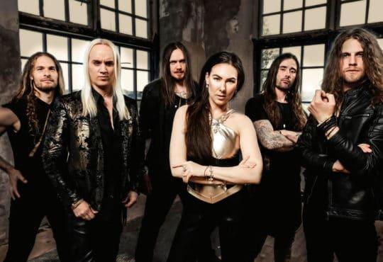amaranthe lineup band 2020