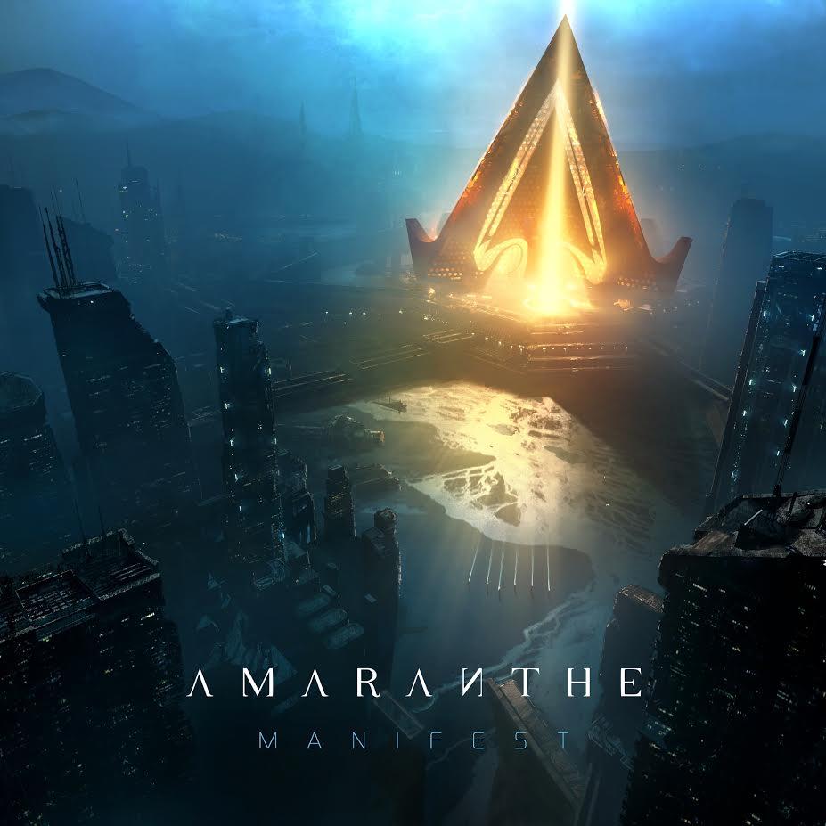 amaranthe manifest cover album