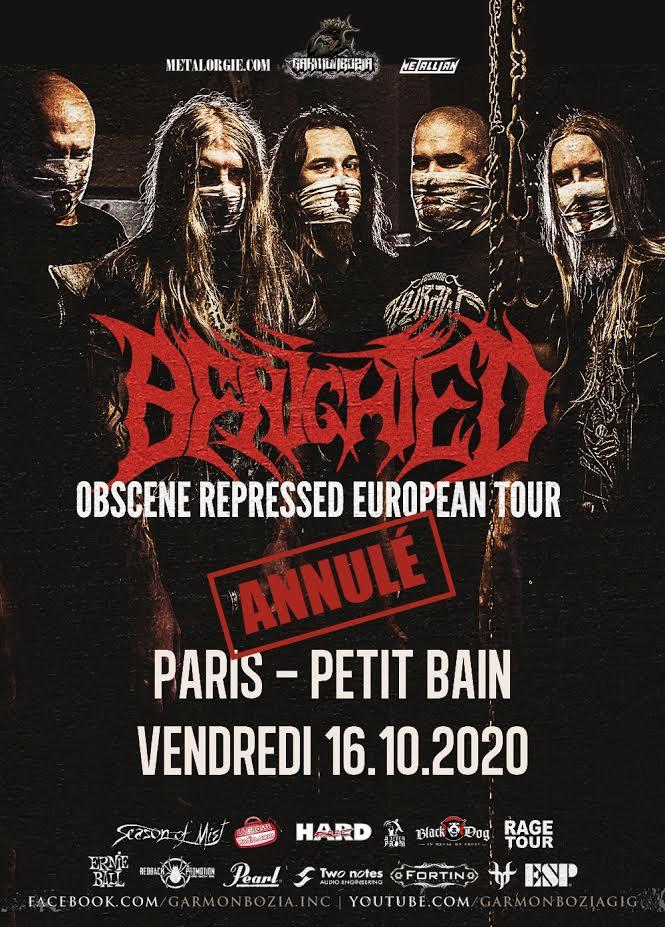 Benighted Paris