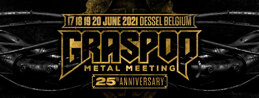 Graspop 2021 banner