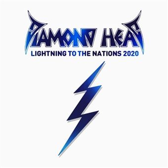 lightning to the nations 2020 cover diamond head