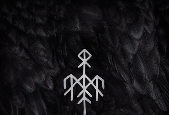 Wardruna Kvitravn album cover